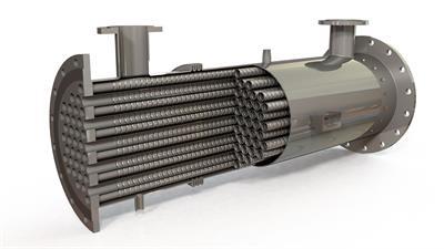 Trao đổi nhiệt dạng ống lồng vỏ